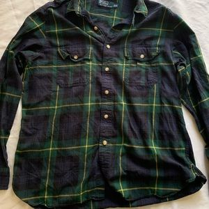 Polo Ralph Lauren flannel button up